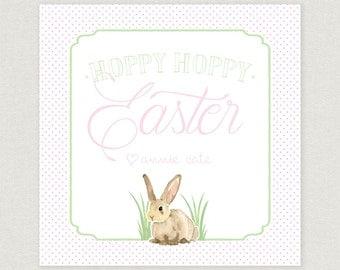 Easter Tag, Digital File or Printed