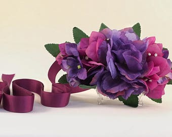 Belt spring Purple 1
