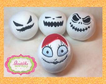 Halloween Snowballs