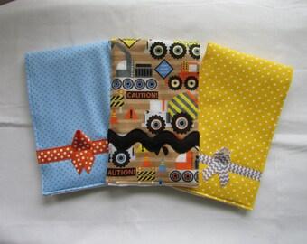 Beautiful Burpies  -Set of 3