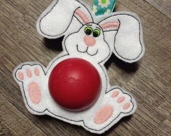 Easter Bunny EOS Lip Balm Holder