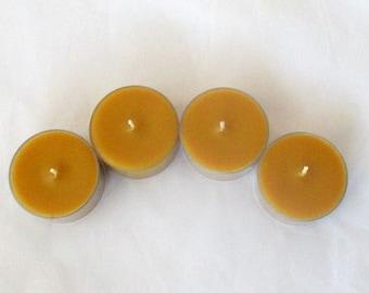 Cinnamon Chai tealight candles, tea candles, chai candle, soy candle, cinnamon chai candle, scented tealight, scented candle, soy wax candle