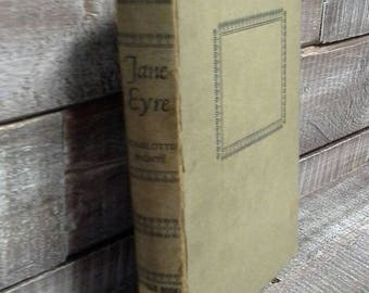 Vintage Jane Eyre Book