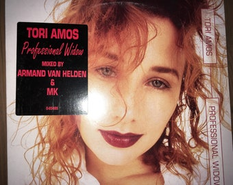 "Tori Amos - Professional Widow - 12"" vinyl single"