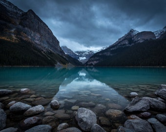 Banff National Park, Lake Louise Photography, Glacier, Alberta, Fall, British Columbia, Canada, Moraine Lake, Wall Decor, Rockies
