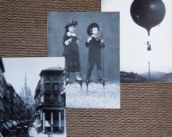 SALE! NEW The Alinari Postcards x 3