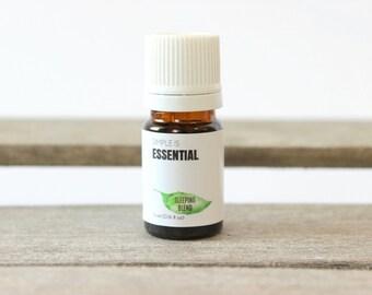 Sleeping Blend - Lavender, Roman Chamomile, Patchouli, Red Mandarin & Sandalwood Essential Oil Blend. Aromatherapy Essential Oil Blend