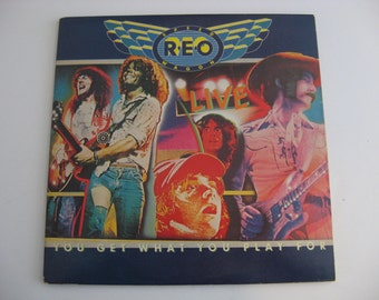 REO Speedwagon - You Get What You Play For - Circa 1977
