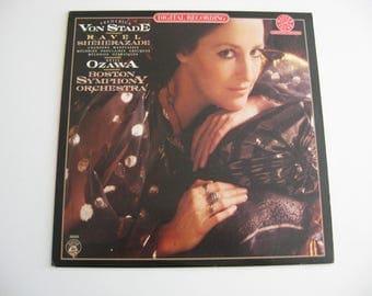Frederica Von Stade - Seiji Ozawa - Ravel - Circa 1981