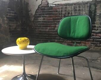 Mid century modern desk chair Eames DCM chair mid century modern side chair