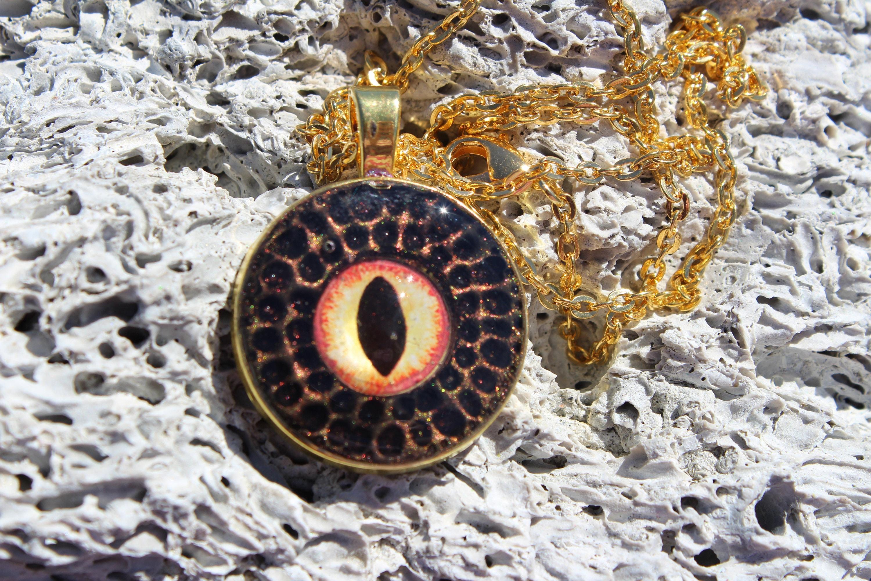 Eyeball pendant eye necklace round necklace dragon eye necklace eyeball pendant eye necklace round necklace dragon eye necklace glass eye jewelry aloadofball Images