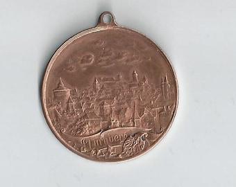 1945 Nurnberg Bavaria 1945 Medal-me1817024