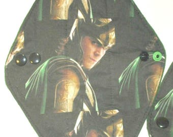 RTS Loki Fabric Cloth Reusable Liners Mama Cloth