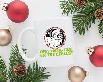 First Things First Coffee Mug ***Dishwasher Safe***