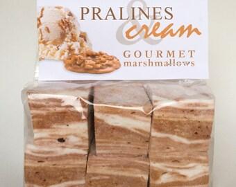 Fresh Gourmet Artisan Pralines & Cream Marshmallows **Gluten Free**