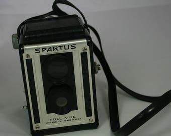1950's Box Camera Spartus Full-Vue
