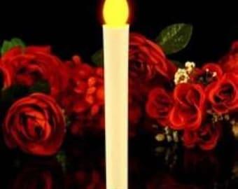 LED Taper Candle 3 Pieces/ 5pieces/ 6 pieces/ 10 pieces