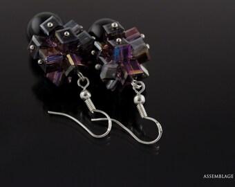 """Earrings """"Lilac"""""""