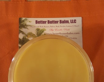 Smooth Vanilla Cocoa Body Butter Balm