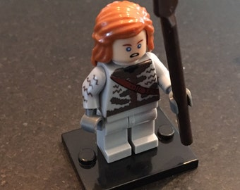 YGRITTE Wilding from Game of Thrones GOT - Lego Compatible / Custom Minifigure