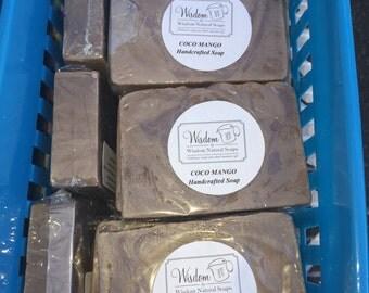 COCO MANGO Handcrafted Soap