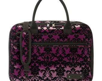 Beaumont Handmade Purple Clarinet or Oboe Carry Case/Bag