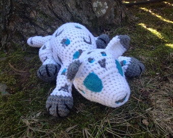 World of Warcraft Inspired: Loque'Nahak Amigurumi (Crochet Plushie/Plush Toy) - MADE TO ORDER