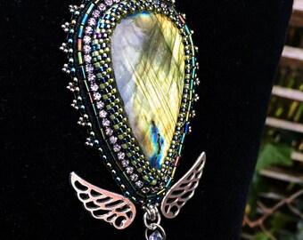 Angelwing Pendant