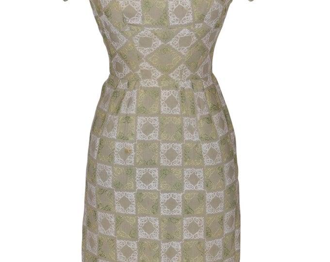 Vintage Estate Helen Whiting Inc Dress
