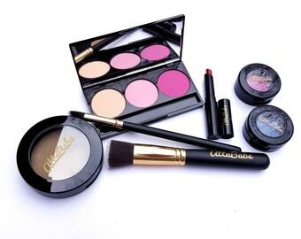 Pretend Makeup Set - Glam Pack Pretend Play Makeup Set - No color, No mess! - pretend play - fake makeup - kids cosmetics - pretend