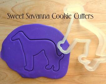 Dog Cookie Cutters - Greyhound Dog