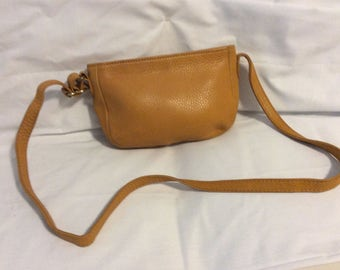 Vintage coach leather bag