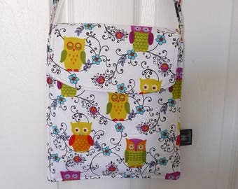 Owl Hip Adjustable Diaper Bag