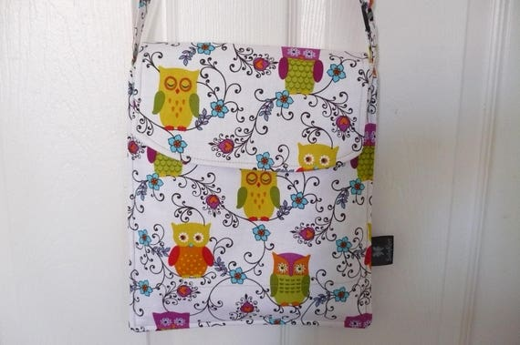 Owl Hip Adjustable Diaper Bag