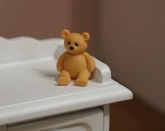 Dolls House Miniature Tiny Teddy Bear