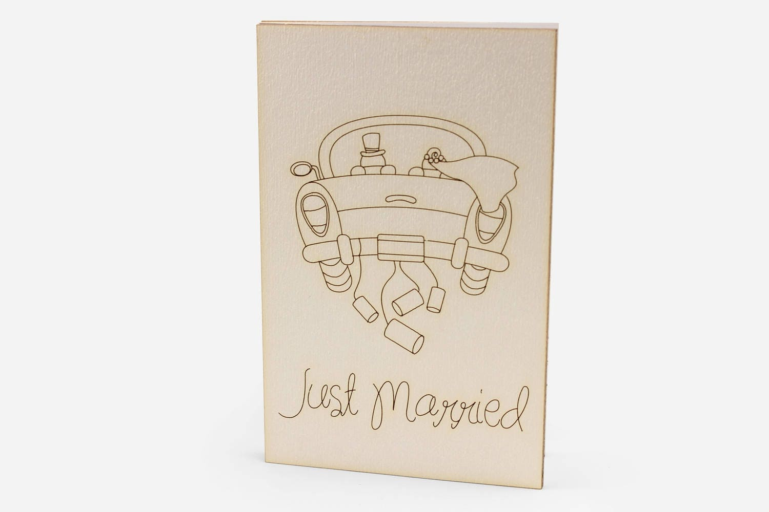 Wedding Cards Wood Cards Unique Wedding Gifts Marriage