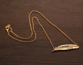 Hermione Wingardium Leviosa Necklace   Hogwarts Charms Class Inspired