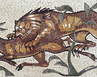Custom Mosaic Designs - The Hunt