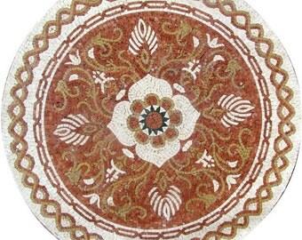 Flower Mosaics Art - Cari