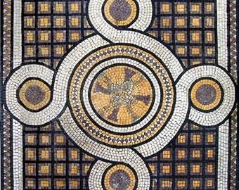Geometric Pattern Mosaic