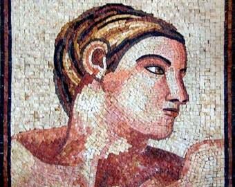 "Michelangelo  ""Buonarroti"" - Mosaic Reproduction"