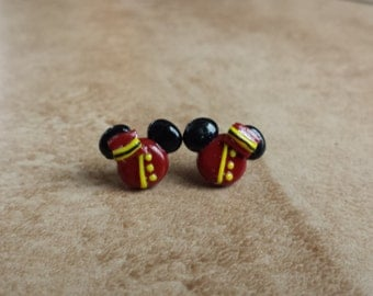 Tower of Terror Mickey Mouse Inspired Earrings