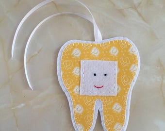 Tooth Fairy Hanger, elephant tooth fairy hanger,