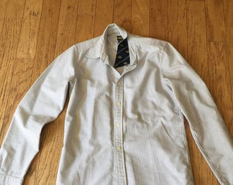 Ralph Lauren - Pale Purple Stripped Shirt