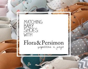 Shoes matching with your Flora or Persimon