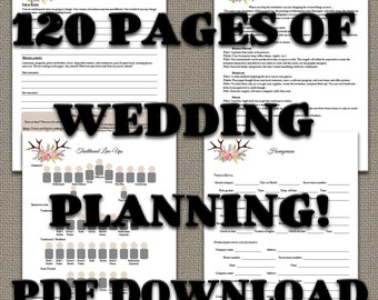 Your ULTIMATE Wedding Planner! PDF Download