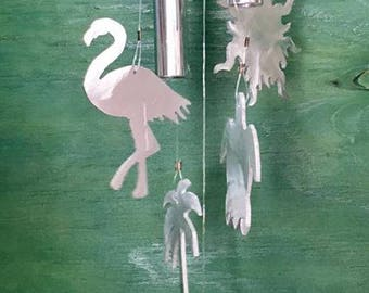 Florida themed wind chimes