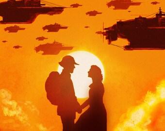 Farewell Under the Sun