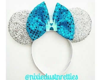 Cinderella Ears, mouse ears  minnie mouse, Cinderella, princess mouse ears, minnie ears, minnie mouse