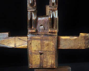 Old Dogon lock from Mali